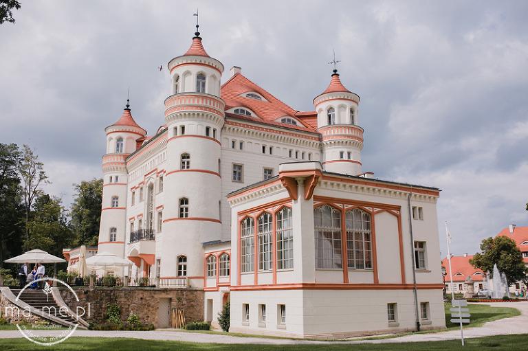 Pałac Wojanów ślub