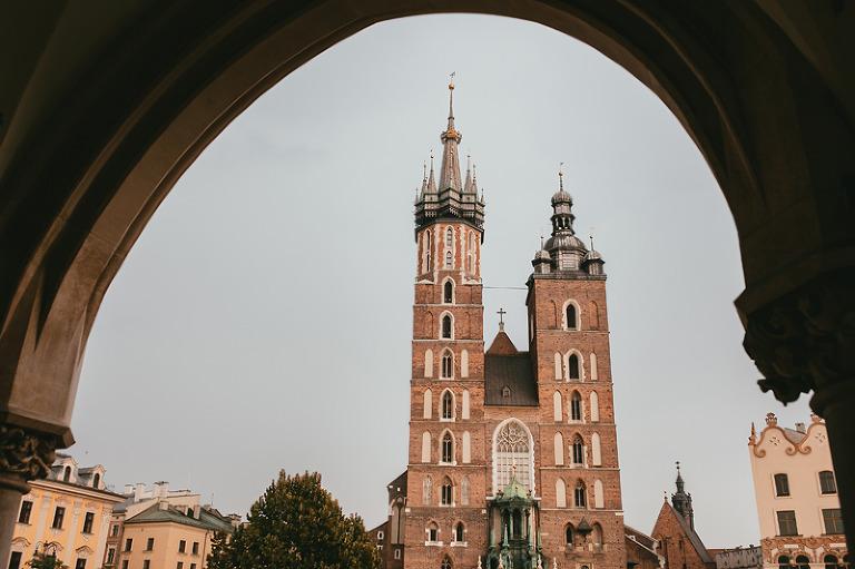 Kościół Mariacki ślub