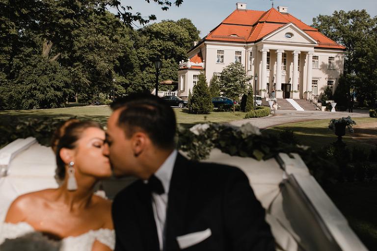 Wesele w Pałacu Glamour Wedding Poland