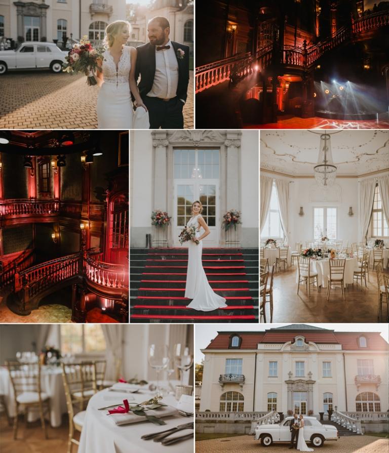 Wesele Pałac Goetza Ślub