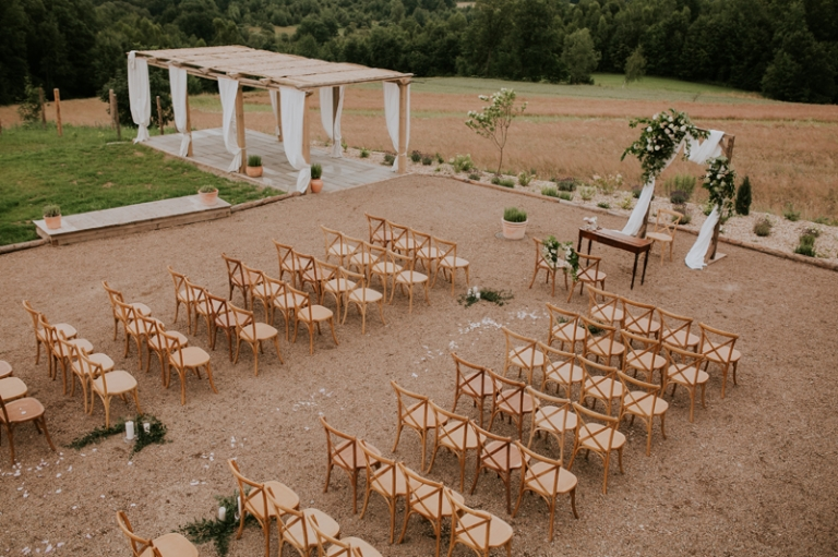 ceremonia plenerowa Villa Love