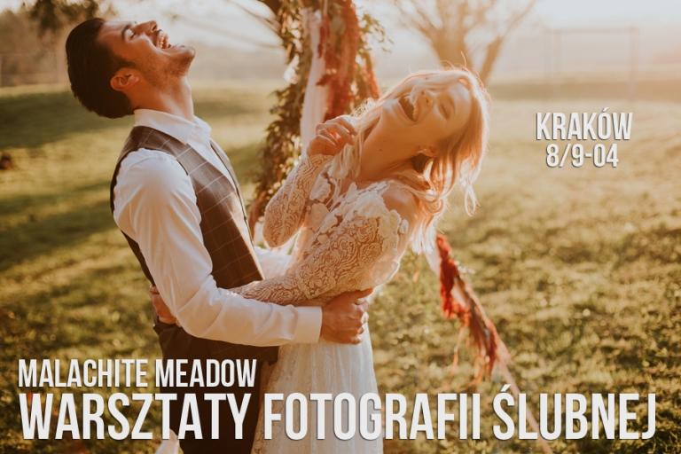 Warsztaty fotografii Ślubnej Kraków Warszawa
