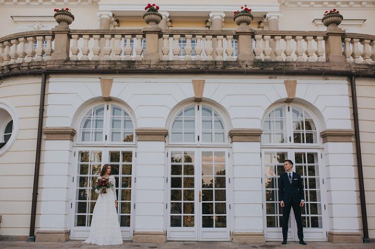 Pałac Radziwiłłów zdjęcia