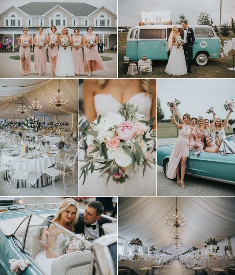 Najpiękniejsze miejsca na wesele - Wesele Rezydencja Miętowe Wzgórza