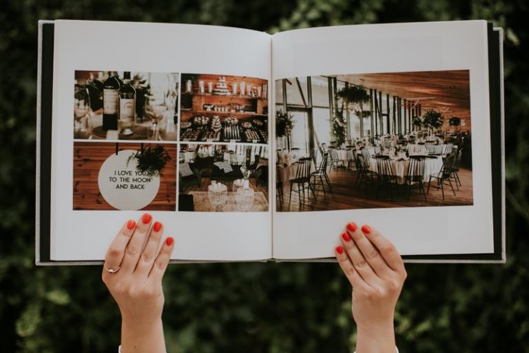 Albumy ślubne i fotoksiążki | fotografia ślubna