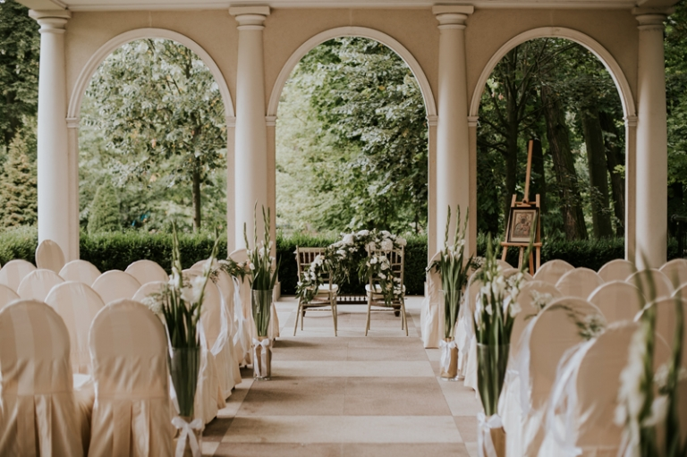 Pałac Tłokinia ślub i wesele